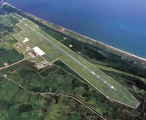 Frans Kaisiepo Airport, Biak